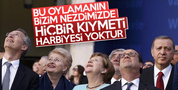 Erdoğan: AP'nin kararının bizim için kıymeti yok