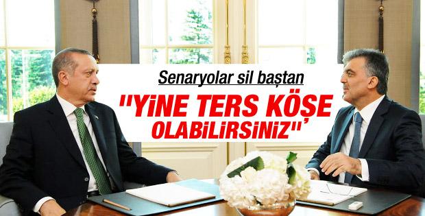 Erdoğan: Gül ile anlaşmazlık olmaz
