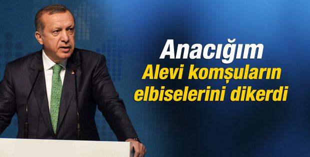 Başbakan Erdoğan'dan Alevi iftarı sonrası açıklamalar