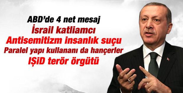 Cumhurbaşkanı Erdoğan CFR'da konuştu