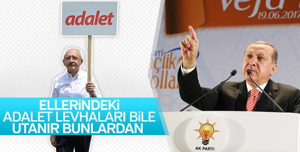 Cumhurbaşkanı Erdoğan: Adalet istismarla aranmaz
