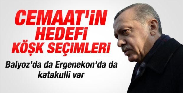 Erdoğan: Saldırılar Cumhurbaşkanlığı seçimine kadar sürer