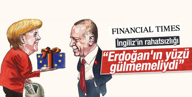 Financial Times yazarı Erdoğan'ın gülüşünden rahatsız