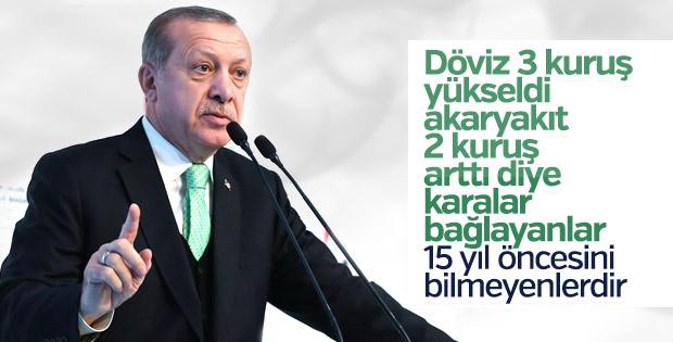 Cumhurbaşkanı Erdoğan ATO ödül töreninde
