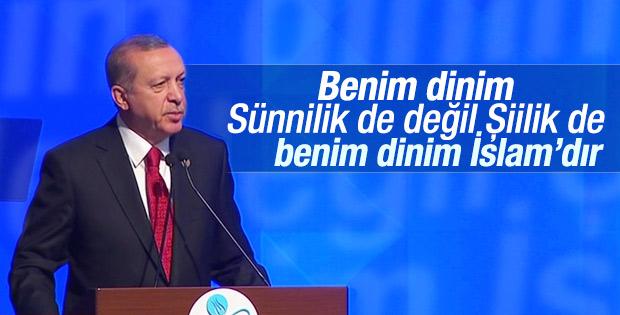 Erdoğan İslam ülkesi liderlerine seslendi