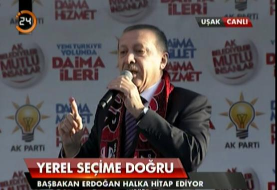 Erdoğan'dan Cemaat'e sülük benzetmesi İZLE
