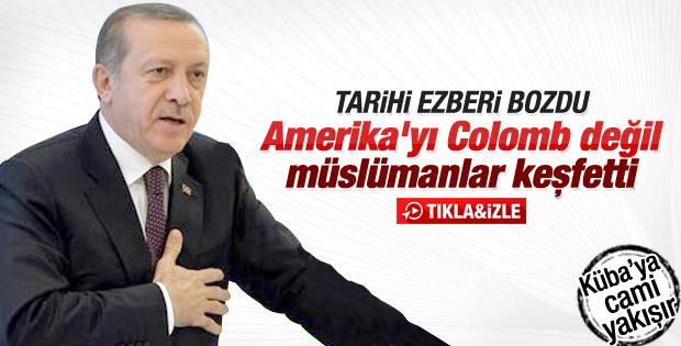 Erdoğan'ın Müslüman Dini Liderler Zirvesi konuşması