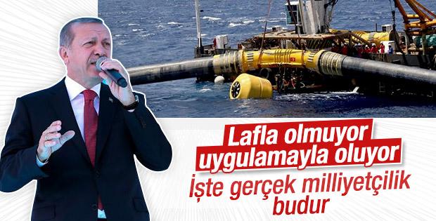 Erdoğan'ın Asrın Projesi açılış töreni konuşması