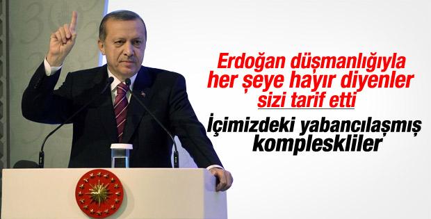 Erdoğan 30.İSEDAK toplantısına katıldı İZLE