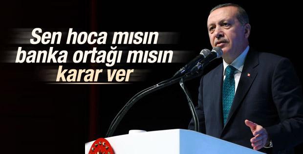 Cumhurbaşkanı Erdoğan STK temsilcileriyle buluştu