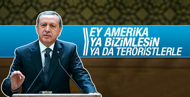 Erdoğan'ın Mülki Amirler toplantısı konuşması