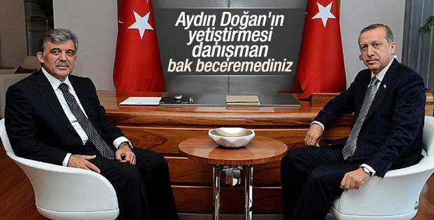 Abdullah Gül ve Cumhurbaşkanı Erdoğan görüştü