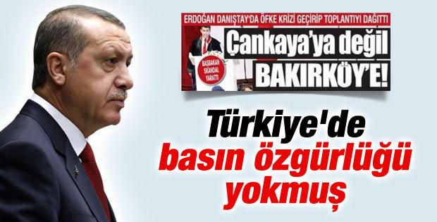 Başbakan Erdoğan'ın grup toplantısı konuşması İZLE