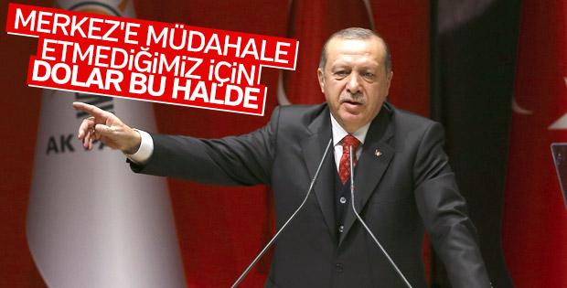 Cumhurbaşkanı Erdoğan: Dövizdeki şişkinlik bitecek