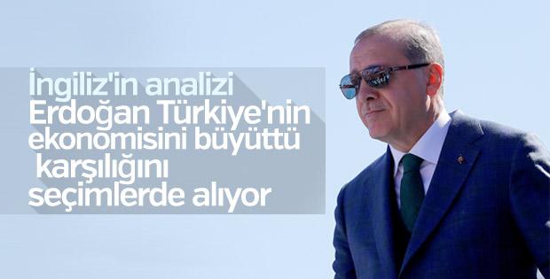 The Economist'in Erdoğan analizi
