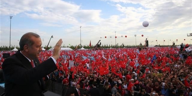 Cumhurbaşkanı Erdoğan 4 Ekimde Teröre Karşı Tek Ses mitingine katılacak 3