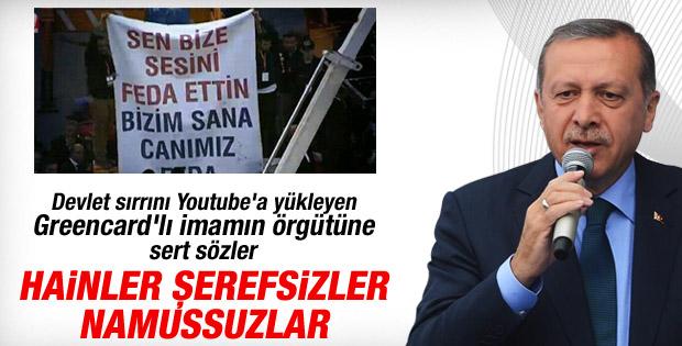 Başbakan Erdoğan'dan Suriye kasetine ilk yorum İZLE