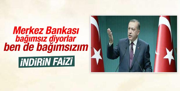 Erdoğan genç iş adamlarının ziyareti sonrası konuştu