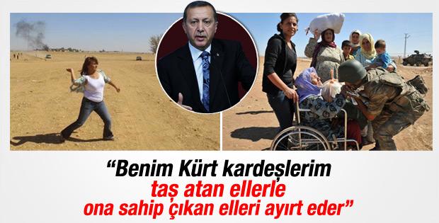 Cumhurbaşkanı Erdoğan'dan IŞİD'e operasyon açıklaması