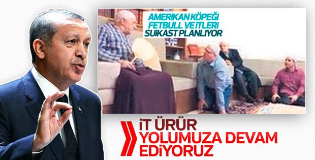Erdoğan, Yargıda Birlik Derneği üyelerine seslendi