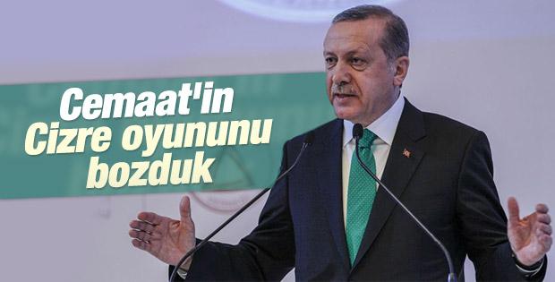 Erdoğan'ın Enerji Piyasaları Zirvesi konuşması