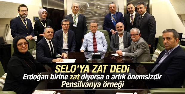 Erdoğan HDP ile İmralı arasındaki görüş ayrılığına dikkat çekti