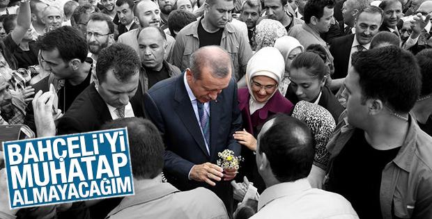 Cumhurbaşkanı Erdoğan'dan koalisyonla ilgili ilk açıklama