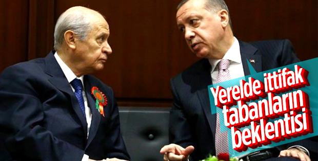 Erdoğan'ın ittifak mesajının kodları