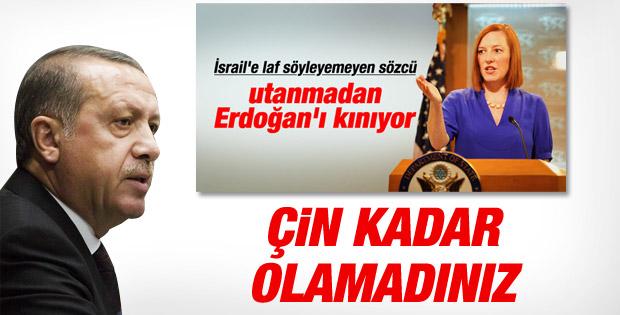 ABD'nin kırıcı yorumuna Erdoğan'dan cevap İZLE