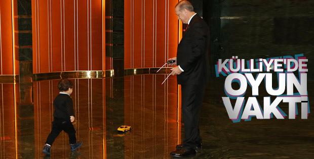 Cumhurbaşkanı Erdoğan'dan anlamlı paylaşım