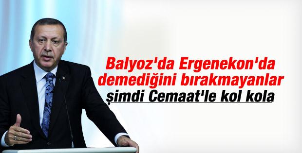 Başbakan Erdoğan'ın İl Başkanları Toplantısı konuşması