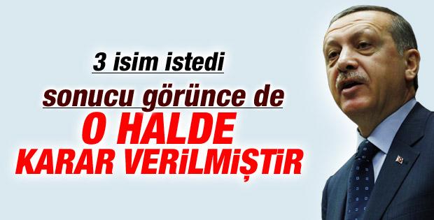 AK Parti'deki kritik istişare toplantısı sona erdi
