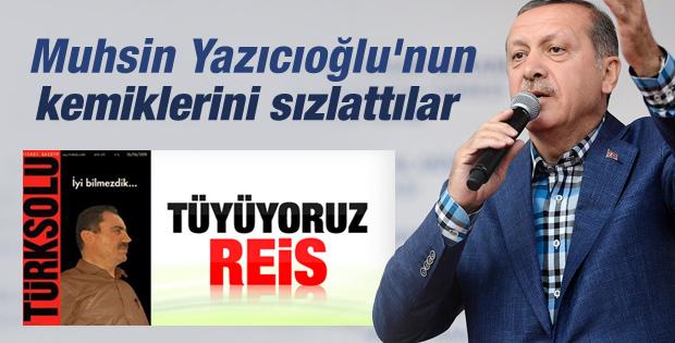 Başbakan Erdoğan'ın Tekirdağ mitingi