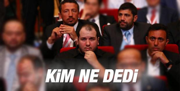 Erdoğan'ın vizyon belgesi toplantısında kim ne dedi