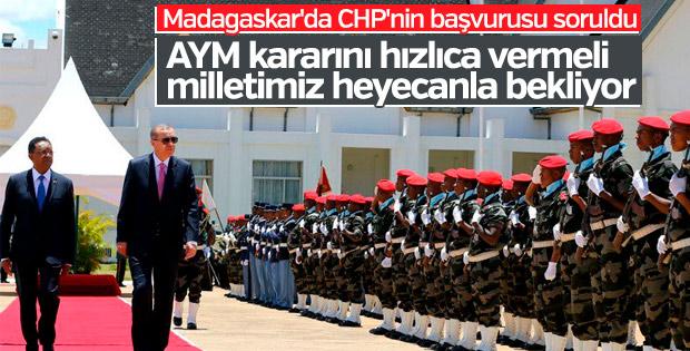 Erdoğan'a CHP'nin AYM kararı soruldu