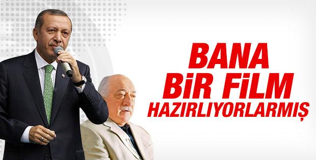 Erdoğan: Pensilvanya bana bir film hazırlıyormuş İZLE