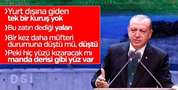 Erdoğan Kılıçdaroğlu'nu karikatüre benzetti