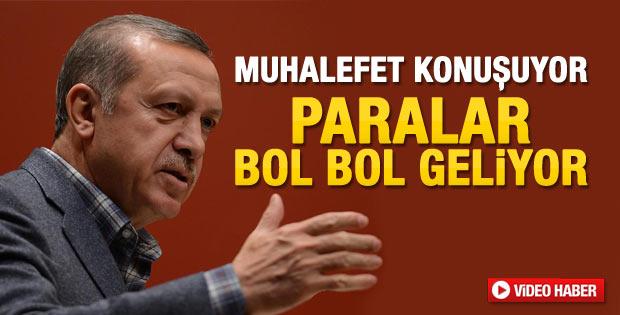 Erdoğan'dan AK Partili vekillere: Biz ofansif olacağız - izle