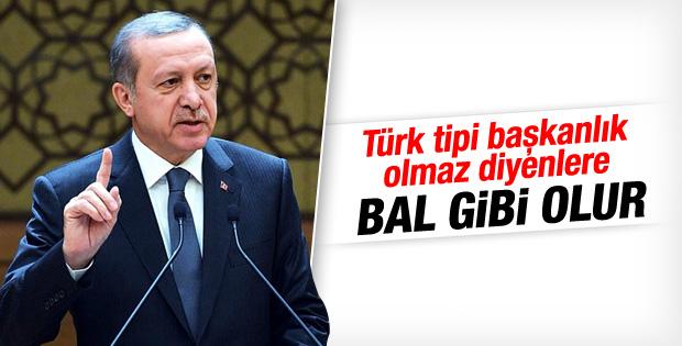 Cumhurbaşkanı Erdoğan'ın Valiler Toplantısı konuşması