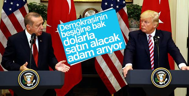 Erdoğan'dan Trump'a Filistin tepkisi
