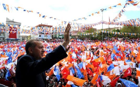 Başbakan Erdoğan'ın 1 Mart'taki mitingi iptal edildi