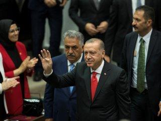 Erdoğan'dan AK Parti'ye dava mesajı #1