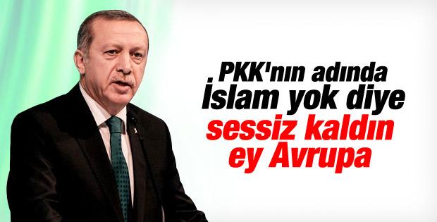 Erdoğan uyuşturucuyla mücadele sempozyumuna katıldı İZLE