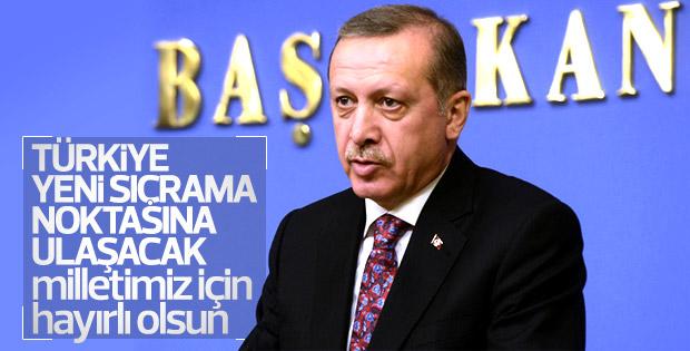 Erdoğan'dan Cumhurbaşkanlığı sistemi değerlendirmesi