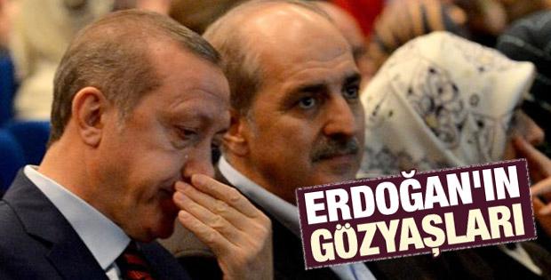 Erdoğan 28 Şubat programında gözyaşlarına hakim olamadı