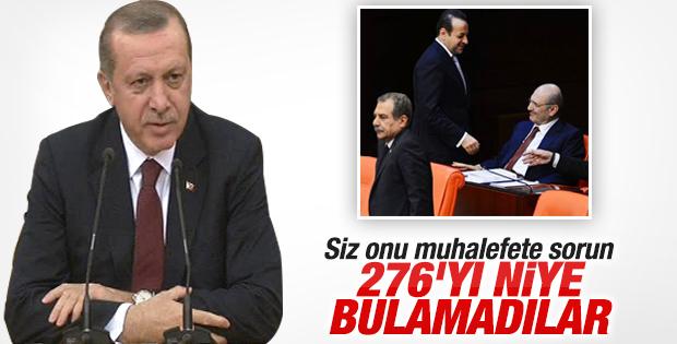 Cumhurbaşkanı Erdoğan'dan Afrika ziyareti öncesi açıklama