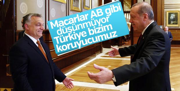 Macar Bakan: Türkiye'nin yanında durmak zorundayız