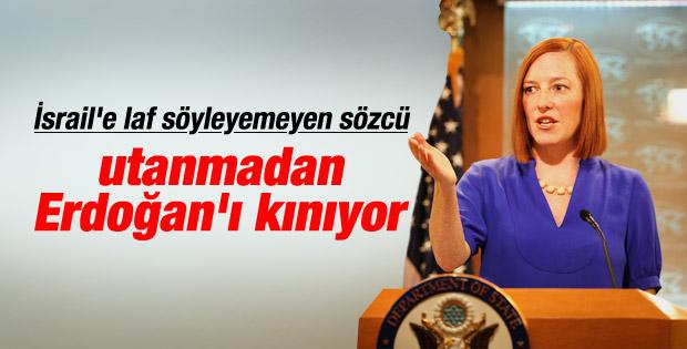 Erdoğan'ın soykırım sözlerine ABD'den tepki geldi