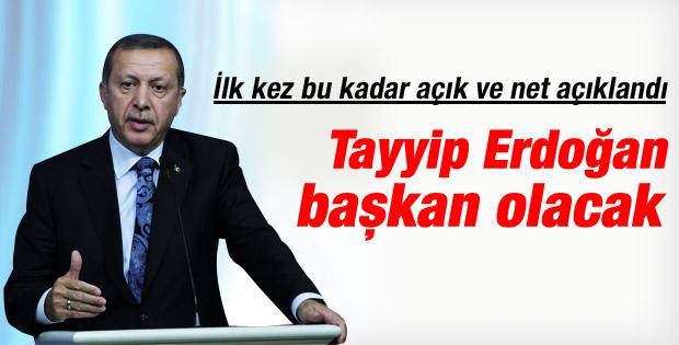 Şahin: Erdoğan 2023'e kadar başkan olacak İZLE