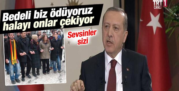 Cumhurbaşkanı Erdoğan'dan Kobani değerlendirmesi